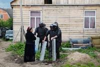 В Плеханово продолжается снос незаконных цыганских построек, Фото: 19