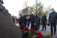 В Туле открыли памятник экипажу танка Т-34, Фото: 38