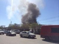 Пожар в военной части 6 мая 2015 , Фото: 1