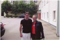 На базе в Тарасовке с Д.Аленичевым. 2015, Фото: 12
