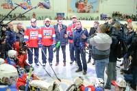 Мастер-класс от игроков сборной России по хоккею, Фото: 23