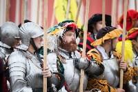 Средневековые маневры в Тульском кремле. 24 октября 2015, Фото: 140