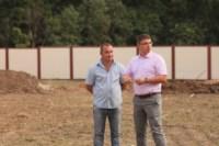 Строительство посёлка «Английский сад». 5 августа 2014, Фото: 1
