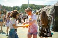В Туле прошел фестиваль красок и летнего настроения, Фото: 140