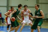Тульские баскетболисты «Арсенала» обыграли черкесский «Эльбрус», Фото: 71