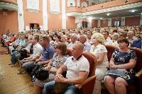 Юрий Андрианов поздравил тульских железнодорожников с профессиональным праздником, Фото: 20