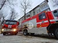 В пятиэтажке на ул. Маршала Жукова в Туле сгорела квартира, Фото: 17