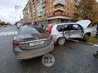 ДТП Красноармейский пр. - Лейтейзена, 11.10.19, Фото: 6