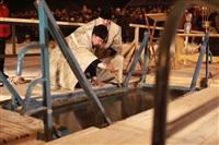 Туляки окунулись в крещенскую прорубь, Фото: 5