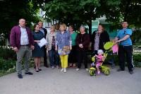 В Туле победители конкурса дворов получили сертификаты , Фото: 28