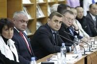 В Ясногорске Алексей Дюмин поручил привести в порядок городской парк, Фото: 13