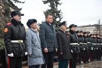 Церемония возложения цветов на площади Победы, 23.02.2016, Фото: 11
