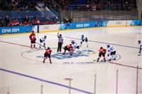Женский хоккейный матч Канада-Финляндия. Зимняя Олимпиада в Сочи, Фото: 7