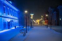 В Туле ночью бушевал буран, Фото: 60