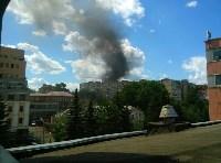 Пожар на на пересечении улиц Гоголевской и Свободы , Фото: 9