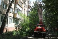 Пожар на Руднева, Фото: 3