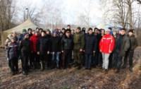 Лагерь ОМОН в Алексинском районе., Фото: 6