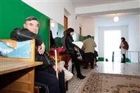 Выездная поликлиника в поселке Мещерино Плавского района, Фото: 12