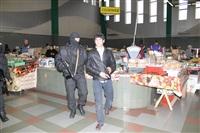 В ходе зачистки на Центральном рынке Тулы задержаны 350 человек, Фото: 12