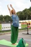 Фестиваль йоги в Центральном парке, Фото: 20