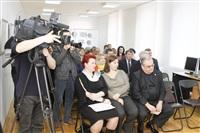 Пресс-конференция, посвященная реконструкции Тульского кремля. 11 марта 2014, Фото: 10