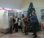 В Тульской художественной школе появилась картина Зураба Церетели, Фото: 5