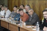 В Ясногорске Алексей Дюмин поручил привести в порядок городской парк, Фото: 10