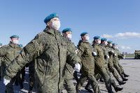 В Туле прошла первая репетиция парада Победы: фоторепортаж, Фото: 47