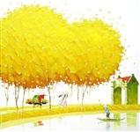 Картины японского художника Phan Thu Trang, Фото: 5