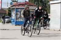 По центральным улицам Тулы прошел велопробег, Фото: 13