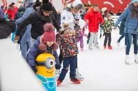 Как туляки отпраздновали Старый Новый год на музыкальном катке кластера «Октава», Фото: 9
