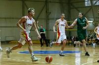 Тульские баскетболисты «Арсенала» обыграли черкесский «Эльбрус», Фото: 65