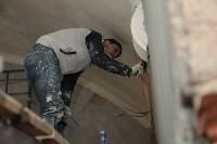Реставрация Дома офицеров и филармонии. 10.01.2015, Фото: 12