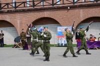 Х юбилейного парада юнармейских отрядов, 07.05.2015, Фото: 2