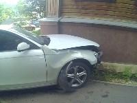 Авария в центре Тулы, Фото: 1