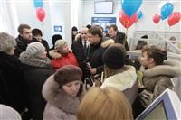 Владимир Груздев в Дубенском районе. 30 января 2014, Фото: 41