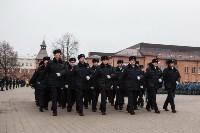 Митинг сотрудников ОВД в Тульском кремле, Фото: 83