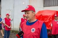 Тульское МЧС передало муниципальным образованиям области прицепы спасательных постов, Фото: 1