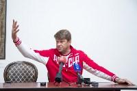 Мастер-класс от Дмитрия Губерниева, Фото: 15