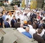 Алексей Дюмин посетил ПАО  «НПО «Стрела», Фото: 17