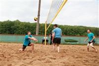 Пляжный волейбол в парке, Фото: 19