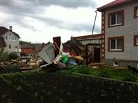 Ураган в Ефремовском районе, Фото: 4