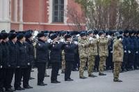 Митинг сотрудников ОВД в Тульском кремле, Фото: 18