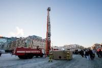 День спасателя. Площадь Ленина. 27.12.2014, Фото: 24