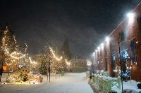 В Туле ночью бушевал буран, Фото: 73