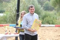 Второй открытый областной турнир по пляжному волейболу на призы администрации Ленинского района, Фото: 46