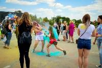 В Туле прошел фестиваль красок и летнего настроения, Фото: 4