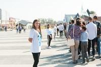 В Туле более 2500 учащихся вузов и колледжей посвятили в студенты, Фото: 27