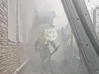 Пожар в Михалково, Фото: 13