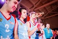 Плавск принимает финал регионального чемпионата КЭС-Баскет., Фото: 130